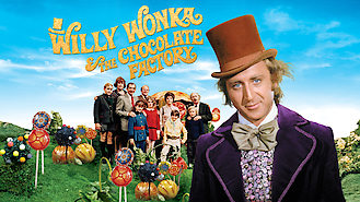 Willy Wonka & the Chocolate Factory (1971) on Netflix in Sweden