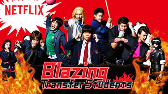 Blazing Transfer Students