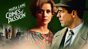 The Maria Lang Collection: Collection 1
