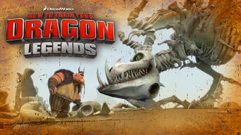 DreamWorks How to Train Your Dragon Legends: Volume 1