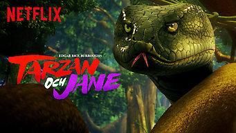 Tarzan och Jane (2018)