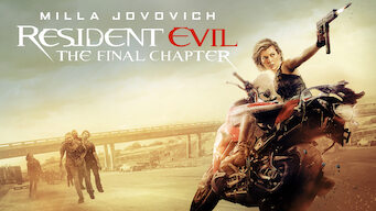Resident Evil - The Final Chapter (2016)
