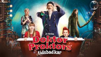 Doktor Proktors tidsbadekar (2015)