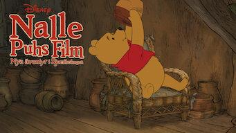 Nalle Puhs film - Nya äventyr i Sjumilaskogen (2011)