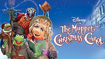 Mupparnas julsaga (1992)