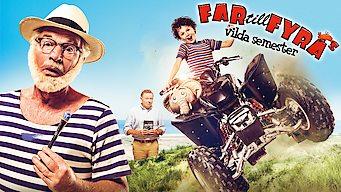 Far till fyras vilda semester (2015)