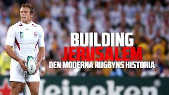 Building Jerusalem: Den moderna rugbyns historia (2015)