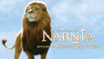 Berättelsen om Narnia: Kung Caspian och skeppet Gryningen (2010)