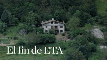 El fin de ETA: Separatiströrelsens sista dagar (2017)