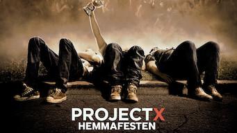 Project X - Hemmafesten (2012)