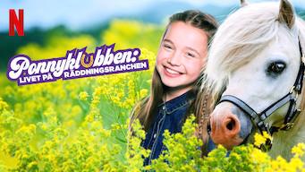 Ponnyklubben: Livet på räddningsranchen (2018)