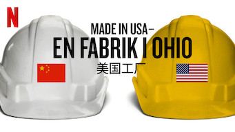 Made in USA – En fabrik i Ohio (2019)