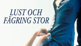 Lust och fägring stor (1995)