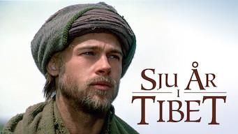 Sju år i Tibet (1997)