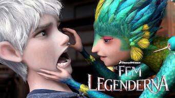 De fem legenderna (2012)