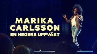 Marika Carlsson - En negers uppväxt (2015)