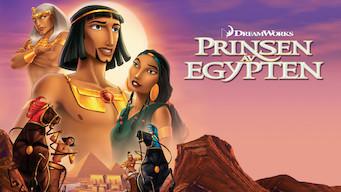 Prinsen av Egypten (1998)
