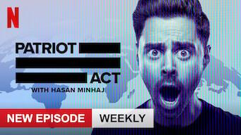 Patriot Act with Hasan Minhaj (2019)