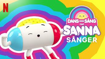 Dans och sång med Sanna (2018)
