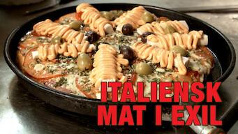 Italiensk mat i exil (2017)