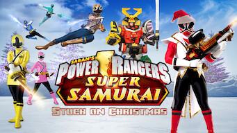 Power Rangers Super Samurai: Stuck on Christmas (2012)