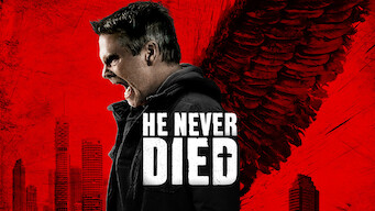 He Never Died (2015)