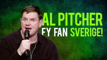 Al Pitcher: Fy fan Sverige! (2017)