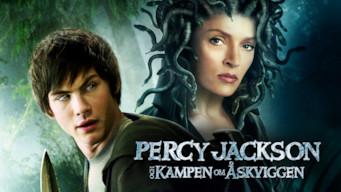 Percy Jackson - kampen om åskviggen (2010)