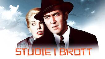 Studie i brott (1958)