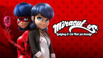 Miraculous: Ladybug & Cat Noir på äventyr (2018)