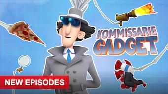 Kommissarie Gadget (2017)