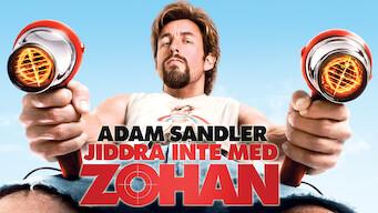 Jiddra inte med Zohan (2008)