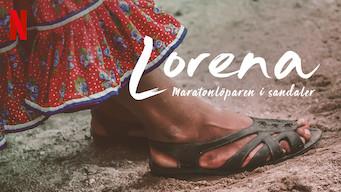 Lorena: Maratonlöparen i sandaler (2019)