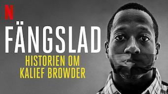 Fängslad: Historien om Kalief Browder (2017)