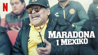 Maradona i Mexiko (2020)