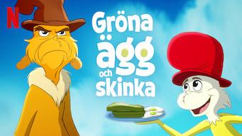Gröna ägg och skinka (2019)