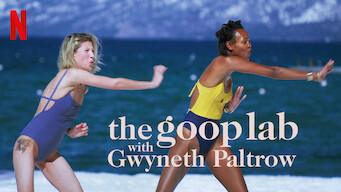 The goop lab with Gwyneth Paltrow (2020)
