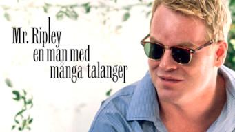 Mr. Ripley en man med många talanger (1999)