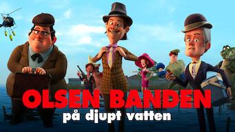 Olsen-banden på djupt vatten (2013)