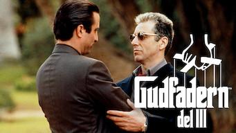 Gudfadern del III (1990)