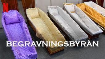 Begravningsbyrån (2019)