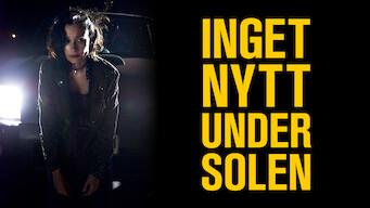 Inget nytt under solen (2016)