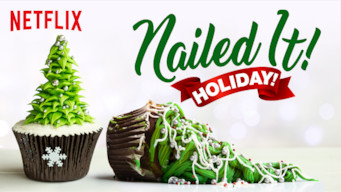 Nailed It! Holiday! (2018)