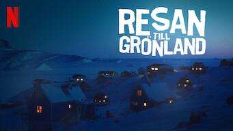 Resan till Grönland (2016)