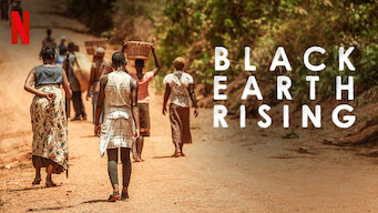 Black Earth Rising (2018)