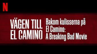 Vägen till El Camino: Bakom kulisserna på El Camino: A Breaking Bad Movie (2019)