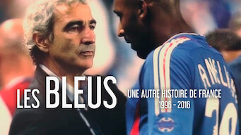 Les bleus – en annan historia om Frankrike, 1996–2016 (2016)