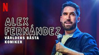 Alex Fernández: Världens bästa komiker (2020)