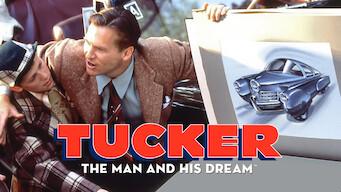 Tucker - en man och hans dröm (1988)