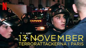13 november: Terrorattackerna i Paris (2018)